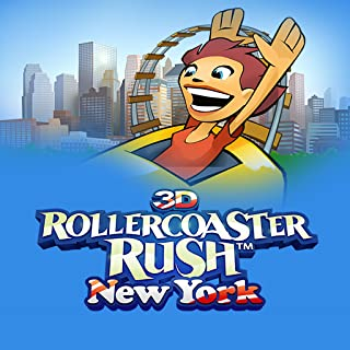 3d rollercoaster rush apk