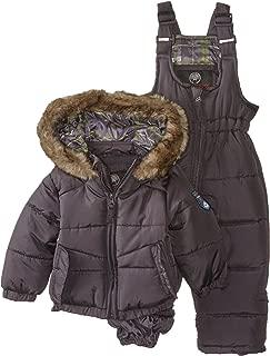 Weatherproof Baby Heavy Weight Puffer Snowsuit