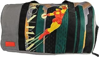BB Designs Marvel Comics Iron Man Deco Sports Duffle Bag