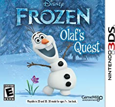 Frozen: Olaf's Quest - Nintendo 3DS