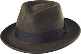 98b6e2a296f Amazon.com  Greens - Fedoras   Hats   Caps  Clothing