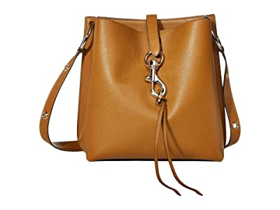 Rebecca Minkoff Megan Shoulder Bag (Nutmeg) Shoulder Handbags