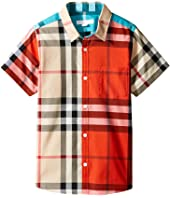 Burberry Kids - Frederick Shirt (Little Kids/Big Kids)