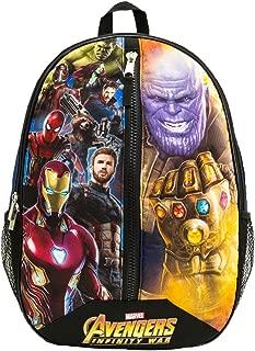 Marvel Avengers Infinity War Backpack With Lights Backpack