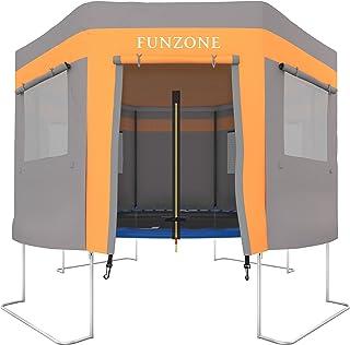 comprar comparacion Ultrasport Tienda para cama elástica de jardín Ultrasport Jumper azul y rosa (modelos a partir de mayo 2014) / tienda de j...
