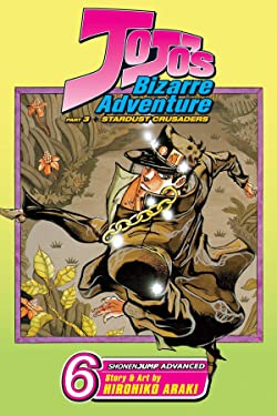 JoJo's Bizarre Adventure: Part 3--Stardust Crusaders (Single Volume Edition), Vol. 6: Stardust Crusaders (6)