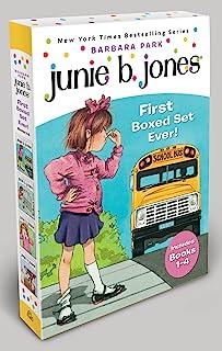 Junie B. Jones First Boxed Set Ever!: Books 1-4