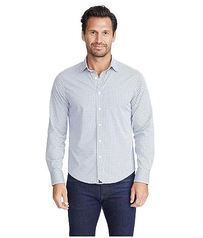 UNTUCKit Performance+ Beaumont Shirt (Blue) Men