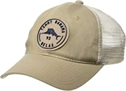 Unstructured Mesh Back Baseball Cap