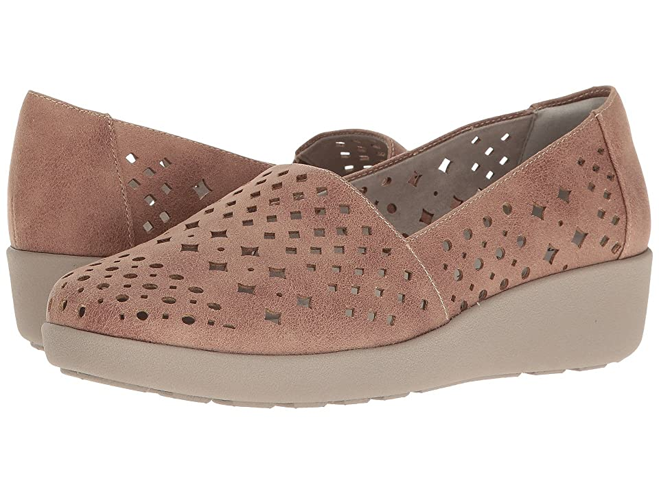 Easy Spirit Kimmie (Taupe Fabric) Women