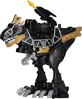 Power Rangers Dino Super Charge - Deluxe Black T-Rex Zord Action Figure