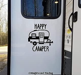 Minglewood Trading - Black - Happy Camper - 10