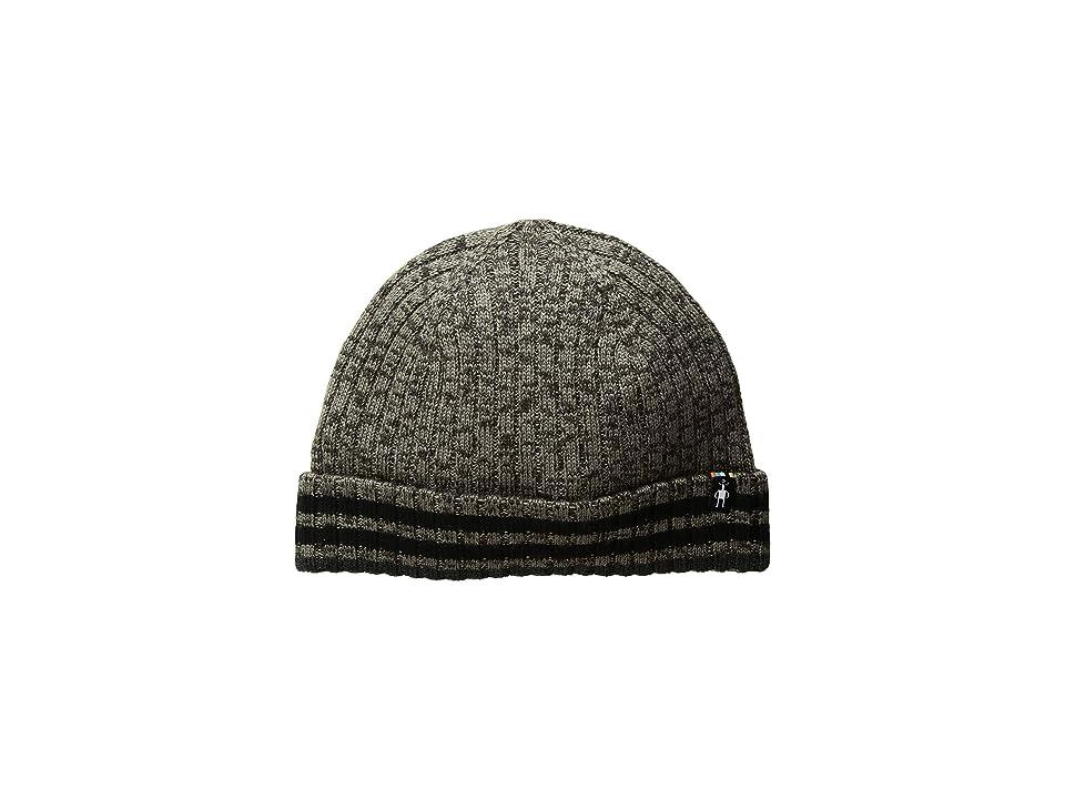 Smartwool Thunder Creek Hat (Sumatra Heather) Beanies