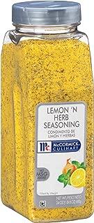 McCormick Culinary Lemon 'N Herb Seasoning, 24 oz