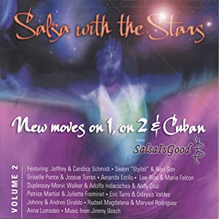 Salsa With the Stars New Moves on 2 [DVD] [Import]