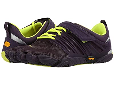 Vibram FiveFingers V-Train (Nightshade/Safety Yellow) Women