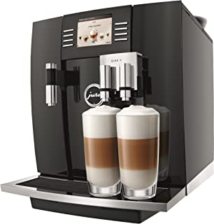 Jura Giga 5 Automatic Espresso Machine - Factory Refurbished (Piano Black)