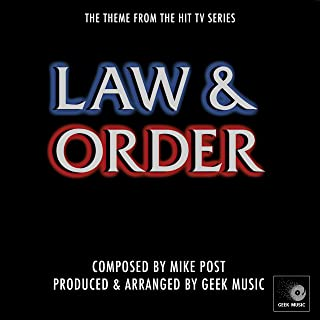 the law and order sound