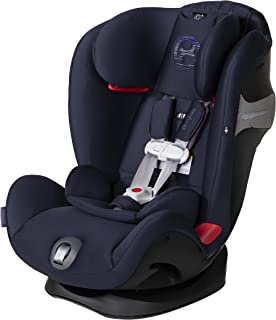 Cybex Eternis S, All-in-One Convertible Car Seat, (Non-SensorSafe) Use from Birth to 120 lbs, 12-Position Height-Adjustabl...