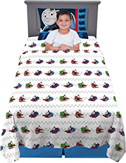Franco Kids Bedding Sheet Set, 3 Piece Twin Size, Thomas and Friends