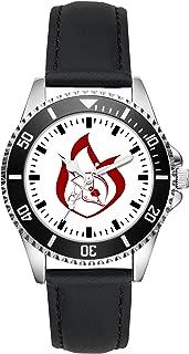 Fire Brigade Man Gift Article Idea Fan Watch L-2213