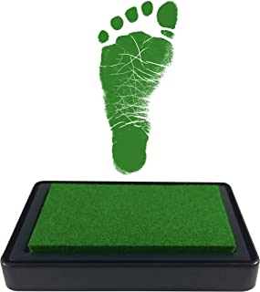 baby footprint paint kit