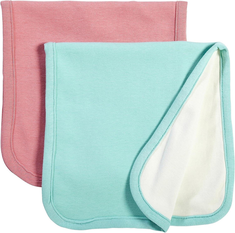 Babysoy Organic Burp Cloths Set