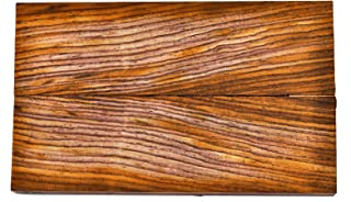 Texas Knifemakers Supply: Exotic Natural Wood Knife Handle Scales