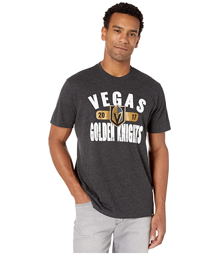 Vegas Golden Knights Milestone Match Tee Jet Black