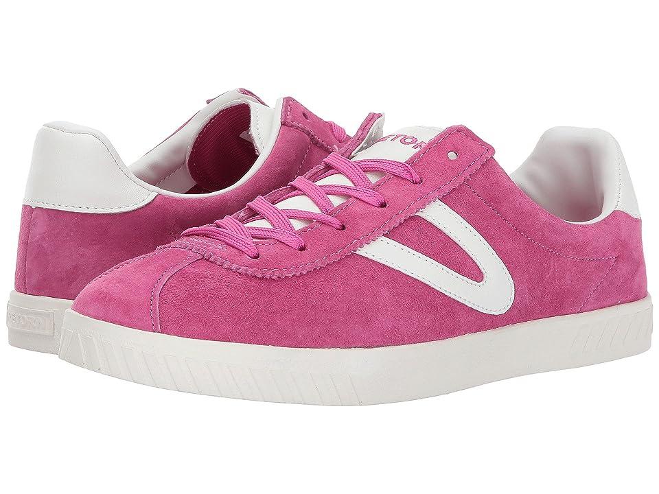 Tretorn Camden 3 (Luxe Pink/White) Women