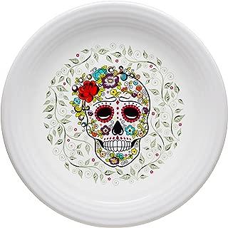 Fiesta Skull & Vine - Sugar - 11.75