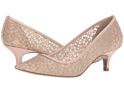 Adrianna Papell Lois Lace (Blush Valencia Lace) Women