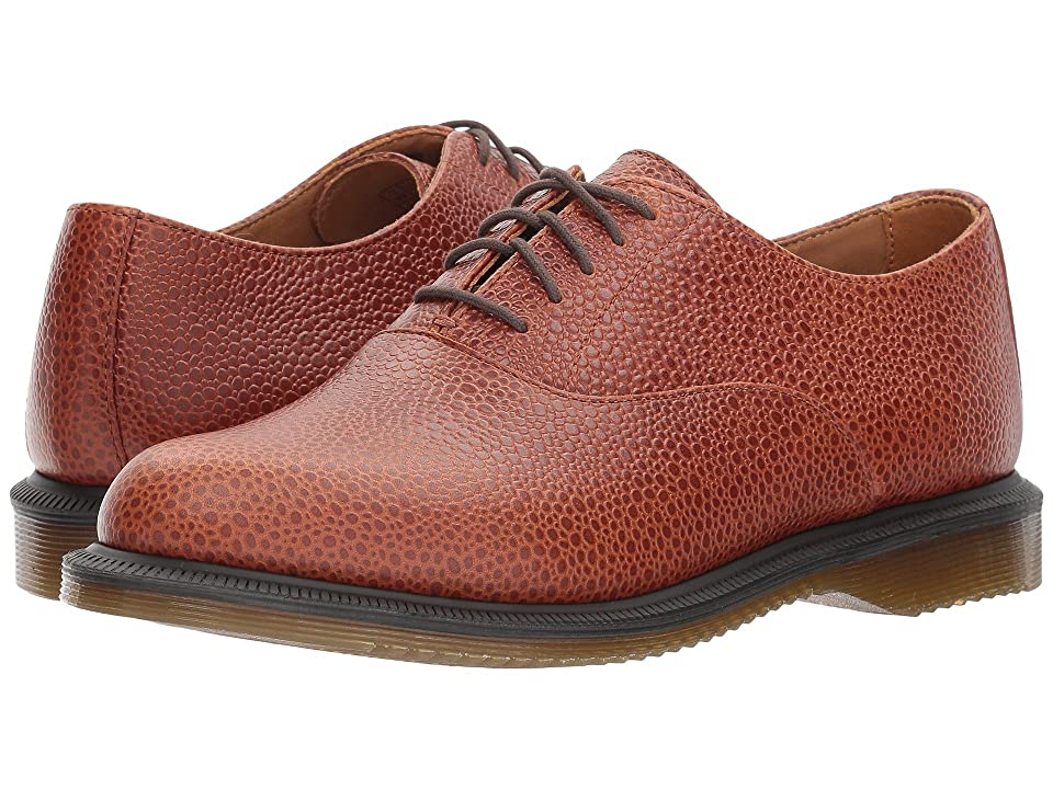 Dr. Martens Bennett 5-Eye Oxford (Chestnut Coastal) Women