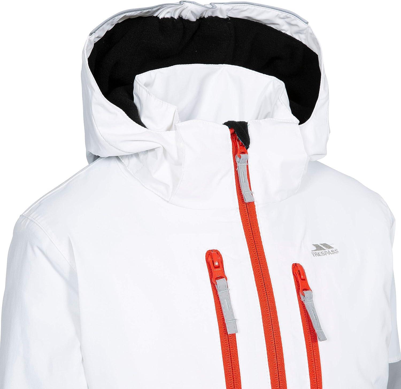 Windproof And Breathable Chaqueta de esqu/í Unisex ni/ños Trespass Olivvia Warm Waterproof