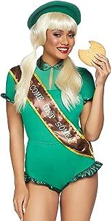 Leg Avenue Women's 3 Pc Cookie Scout Costume