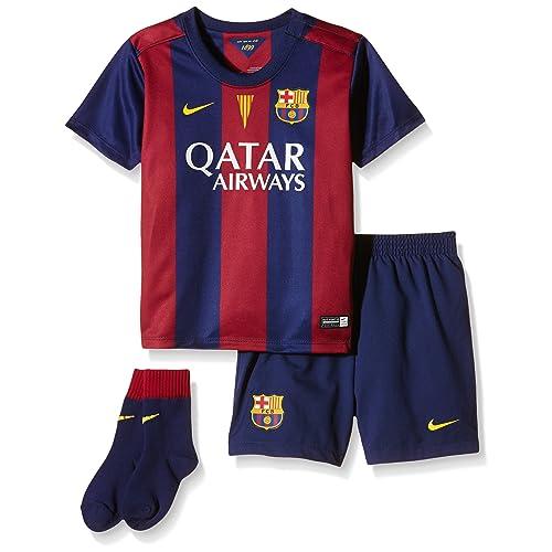fc584a3e0 NIKE 2014-2015 Barcelona Home Baby Kit
