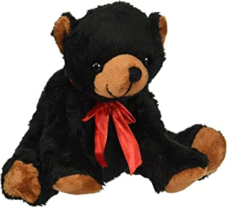 Canned Critters Stuffed Animal: Black Bear 6