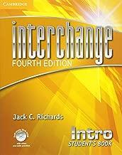 Interchange Intro Student's Book with Self-study DVD-ROM (Interchange Fourth Edition)