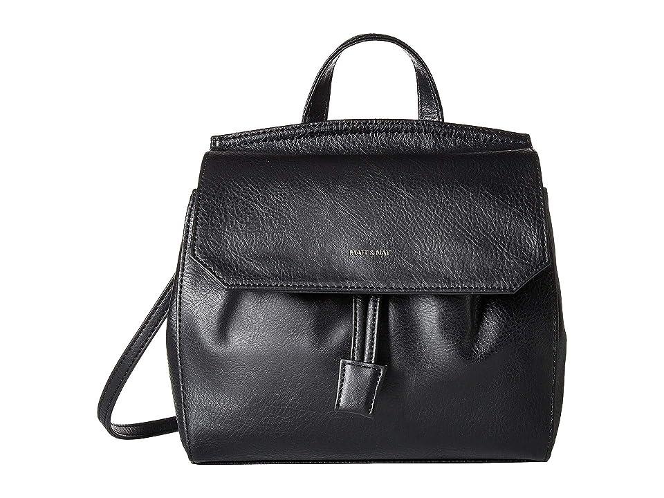 Matt & Nat Dwell Mulan (Black) Handbags