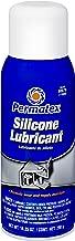 Permatex 80070 Silicone Spray Lubricant, 10.25 oz. net Aerosol Can