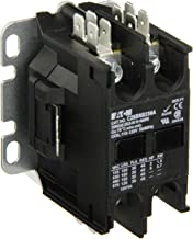 Eaton C25BNB230A Compact Definite Purpose Contactor, 30A Inductive Current Rating, 2 Max HP Rating at 115V, 5 Max HP Rating at 230V, 120VAC Coil Voltage