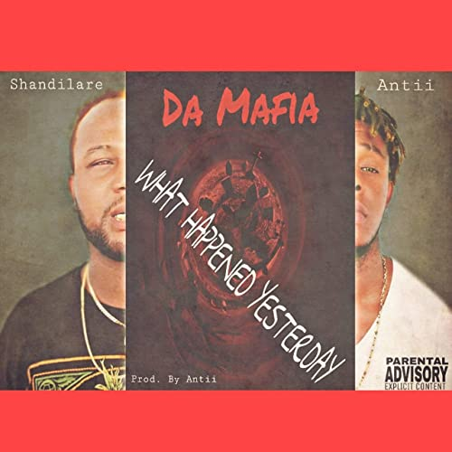 What Happened Yesterday [Explicit] by Shandilare on Amazon