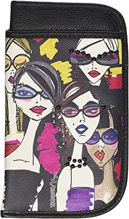Fashionista Downtown Girls Double Eye Case