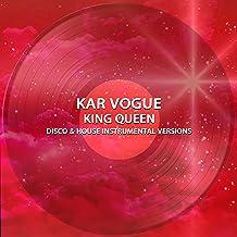 king Queen (Disco & House Instrumental Versions)