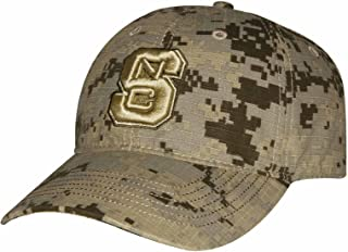 NCAA North Carolina State Wolfpack Adult Unisex Digital Camo CapAdjustable Size