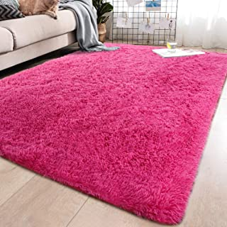 Best pink and white polka dot area rug Reviews