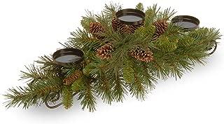 pine cone centrepiece