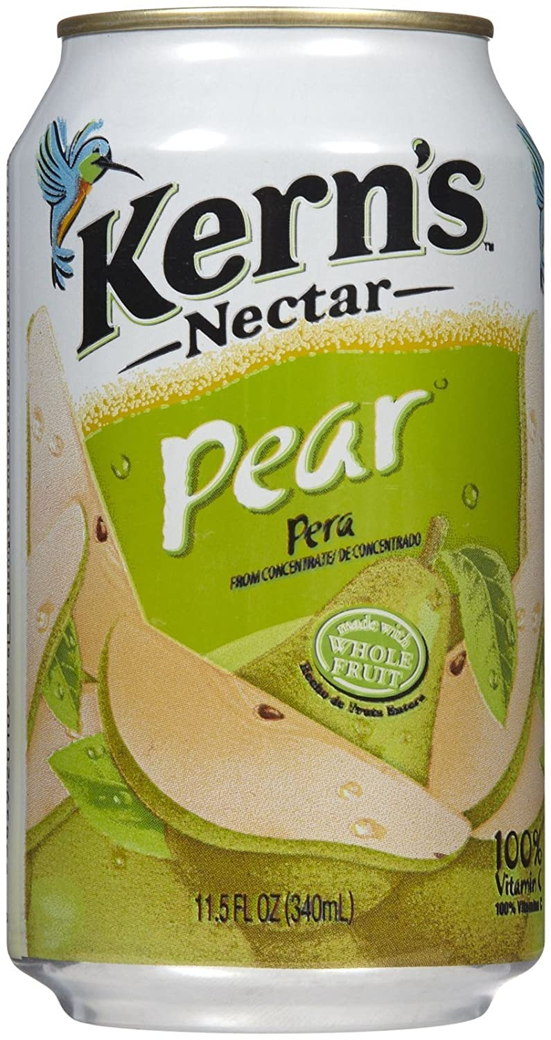 Kerns Nectar - Pear oz Mail order Now free shipping ct 24 11.5