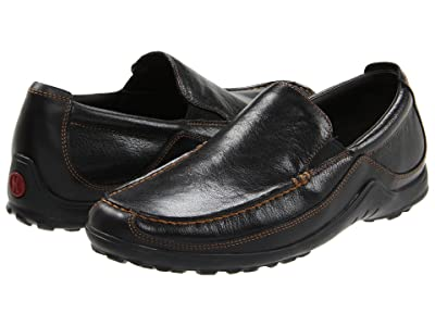 Cole Haan Tucker Venetian (Black) Men