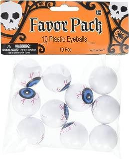 Plastic Eyeball | Family Friendly Halloween Decor